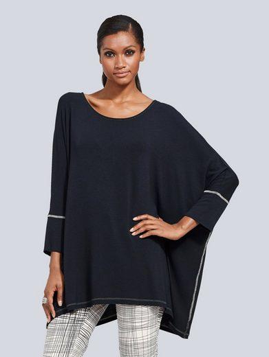 Alba Moda Shirt in modischer Oversized-Form