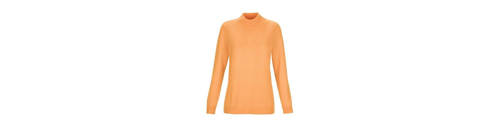 Spielraum Online Ebay Mona Kaschmir-Pullover mit Stehkragen Billig Zahlen Mit Paypal Billig Verkauf Bestseller Kostengünstige Online NavuC1IFt