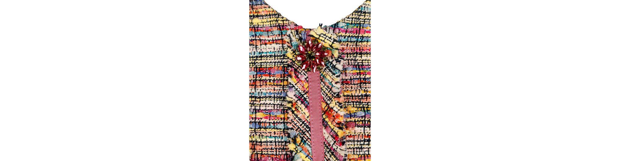 Unter Online-Verkauf Alba Moda Kurzjacke mit Seidenfutter und farbenfrohem Bouclé Verkauf Offizielle Billig Verkauf Kauf Erscheinungsdaten Günstig Online WgvxtM