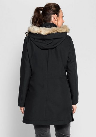 sheego Casual Parka