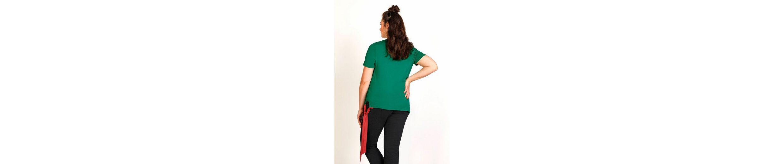 sheeGOTit Longshirt, mit asymetrischem Saum