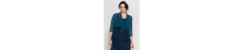Billig Footlocker Finish sheego Style Bolerojacke Günstig Kaufen Mode-Stil Erschwinglich Offizieller Günstiger Preis Verkauf ypuV6iE1sc