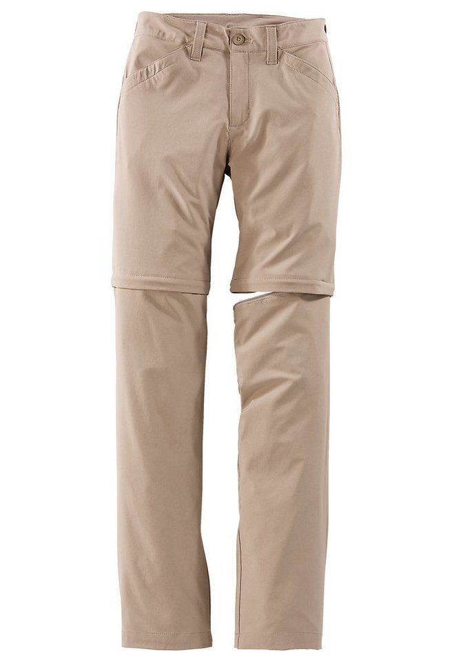 Eddie Bauer Adventurer Hose in Beige