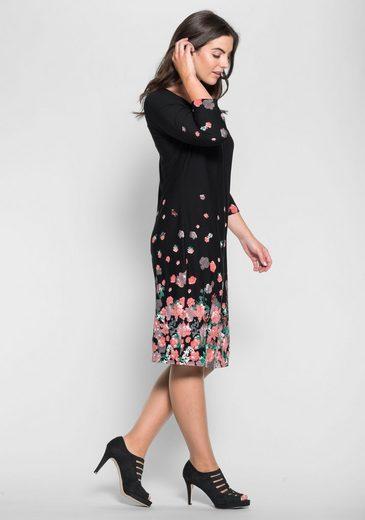 sheego Style Jerseykleid, ;