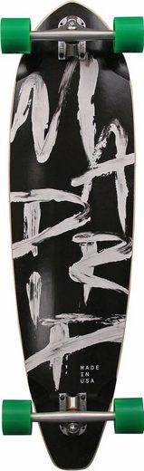 madrid SKATEBOARDS Longboard »Strokes Maxed«
