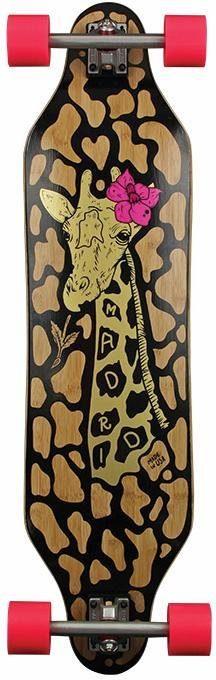 madrid SKATEBOARDS Longboard »Long Neck«
