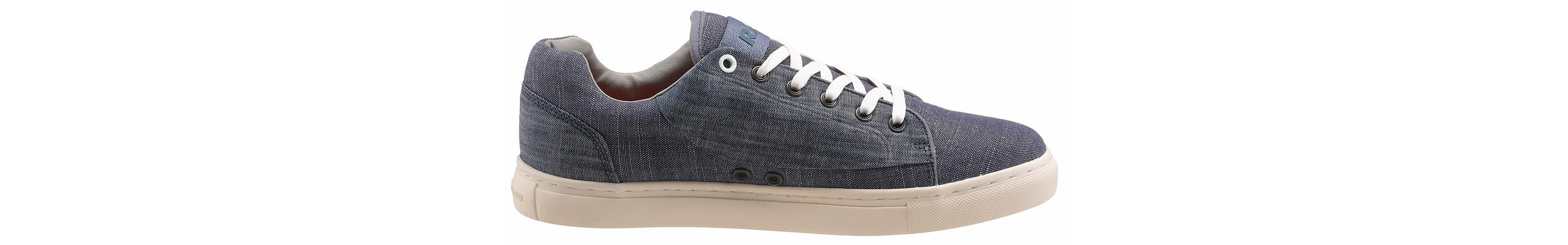 G-Star RAW Thec Denim Sneaker, aus stylischem Jeans-Stoff