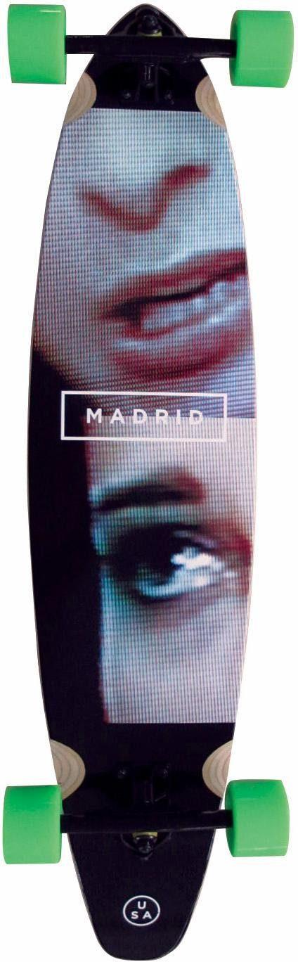 madrid SKATEBOARDS Longboard »TV Basic Complete«