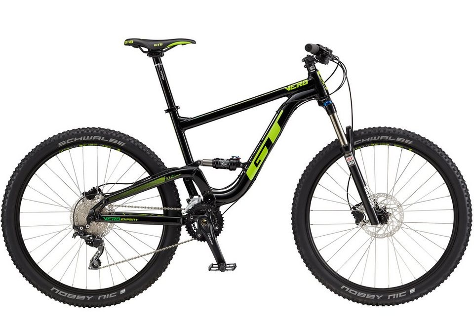 gt fully mountainbike 27 5 zoll 20 gang shimano deore. Black Bedroom Furniture Sets. Home Design Ideas