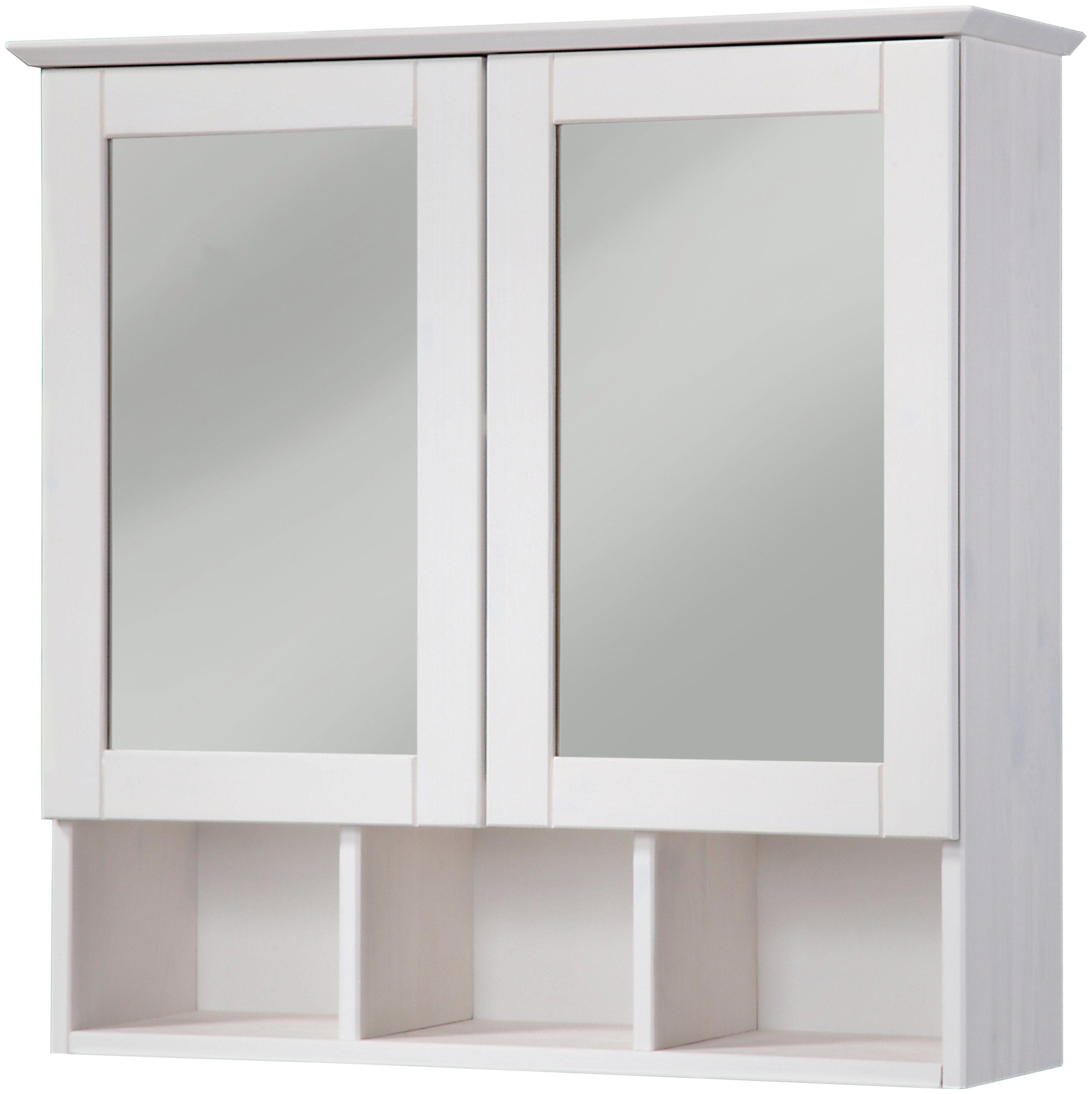 Spiegelschrank »Landhaus Sylt / Rügen / Modern«, Breite 60 cm