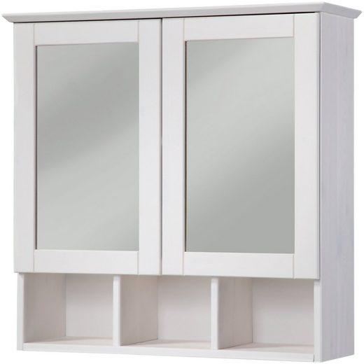 spiegelschrank landhaus sylt r gen modern breite 60 cm online kaufen otto. Black Bedroom Furniture Sets. Home Design Ideas