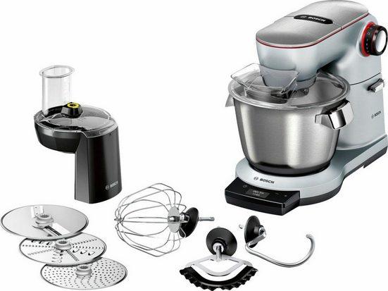 BOSCH Küchenmaschine OptiMUM MUM9DD5S11, 1500 W, 5,5 l Schüssel