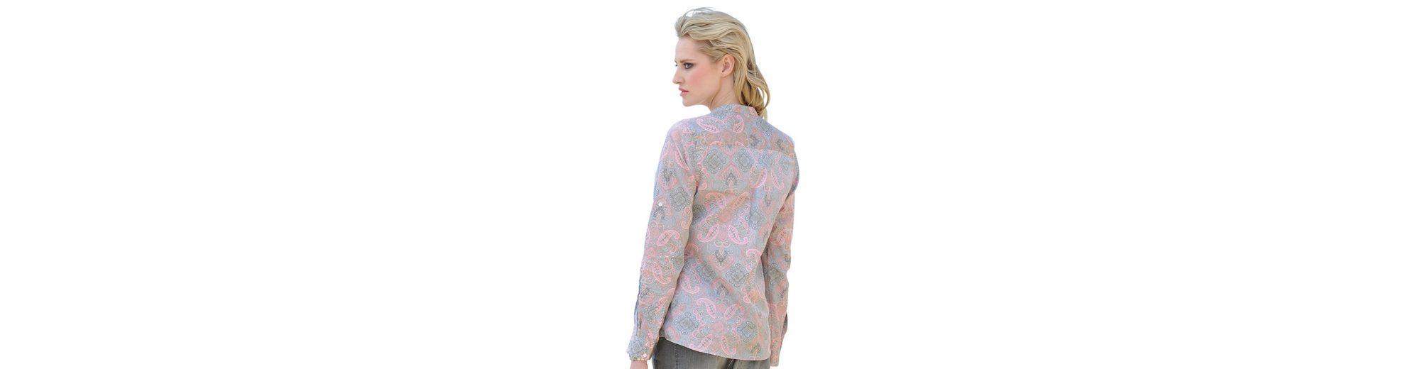 Alba Moda Bluse im Paisleyprint Rabatt Hohe Qualität Neueste Online-Verkauf jjuS8I