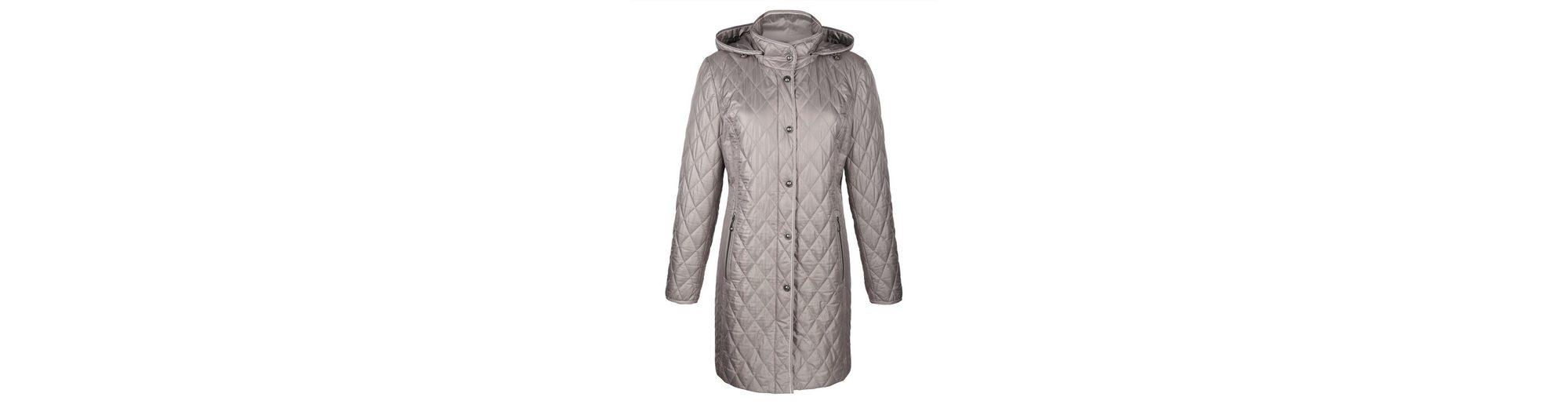 Mona Longstepp-Jacke mit Steppmix Rabatt-Codes Wirklich Billig Manchester Großer Verkauf Günstig Online HoNuqEqCzx