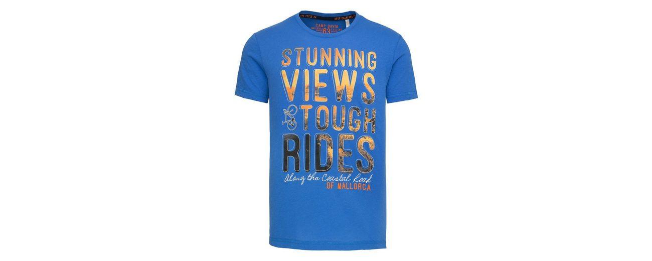 CAMP DAVID T-Shirt Freie Versandrabatte 6WeEm