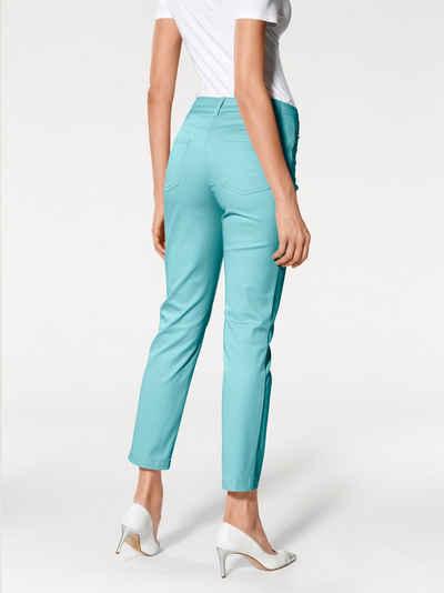 TIMELESS 7/8 Jeans mit Push-up-Effekt