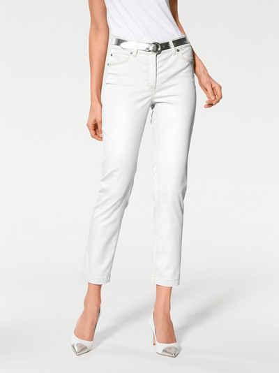 f4f240609319be heine TIMELESS Bauchweg-Jeans Aleria mit Push-up Effekt