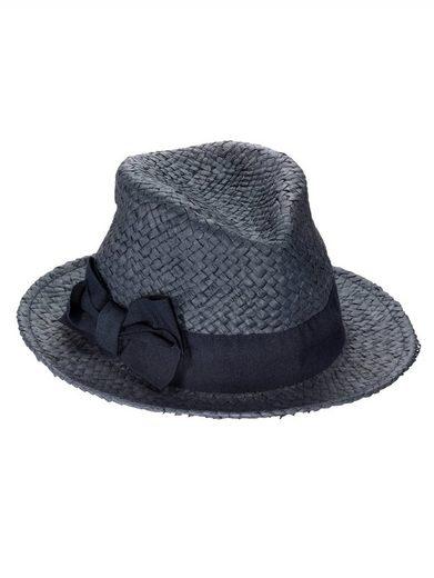 Alba Moda Hut mit Zierschleife