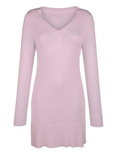 Alba Moda Pullover in trageangenehmer und softer Modal Qualität
