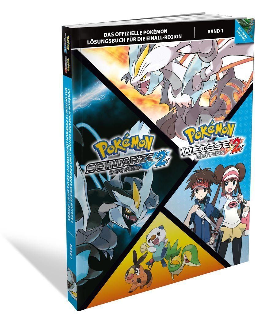 Piggyback Lösungsbücher »Pokemon Schwarz 2/ Weiss 2-offizielles Lösungsbuch«