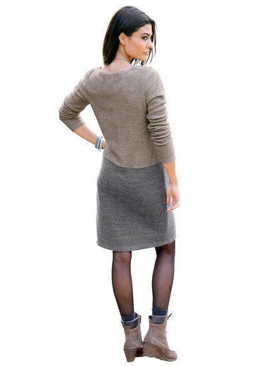 Alba Moda Kleid Patch