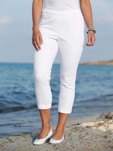MIAMODA Capri-Jeans in komfortabler Schlupfform