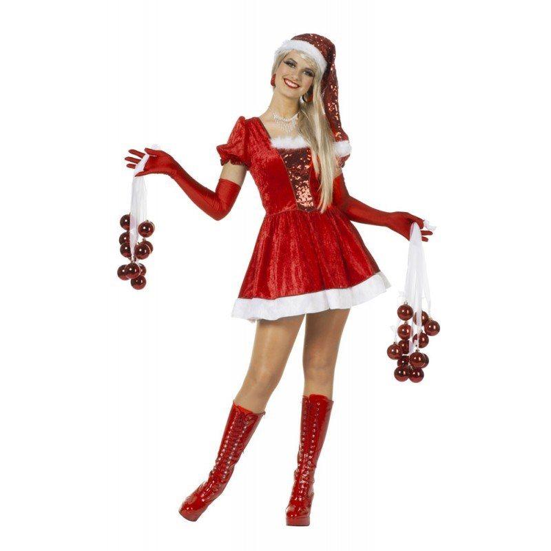 040b83ca5aa40 Santas Sweetheart Weihnachtsfrau Kostüm kaufen | OTTO