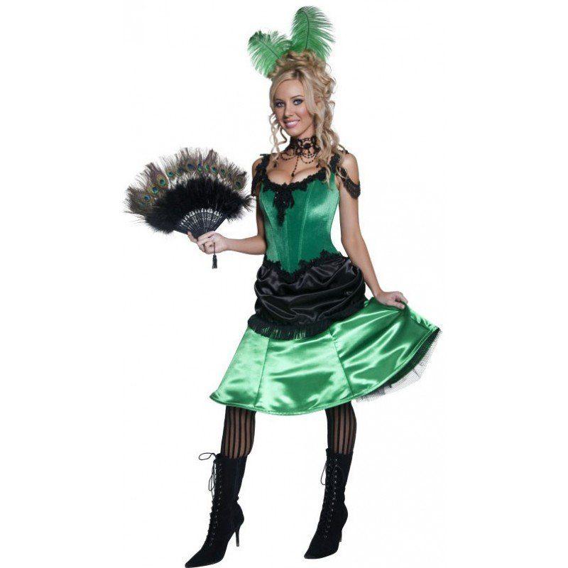 Western Saloon Girl Kostüm Rosie