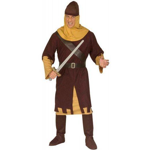 Mittelalter Kämpfer Herrenkostüm