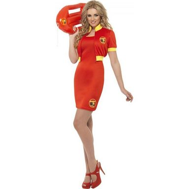 Baywatch Lifeguard Damenkostüm