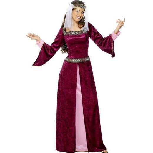 Geliebte des Robin Hood Kostüm