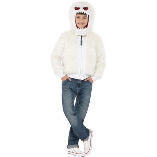 Ugly White Monster Kostüm