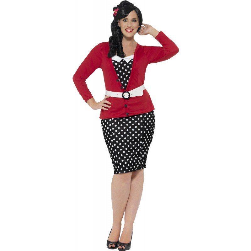 neueste schöner Stil fairer Preis 50er Jahre Pin Up Kostüm für Damen online kaufen   OTTO