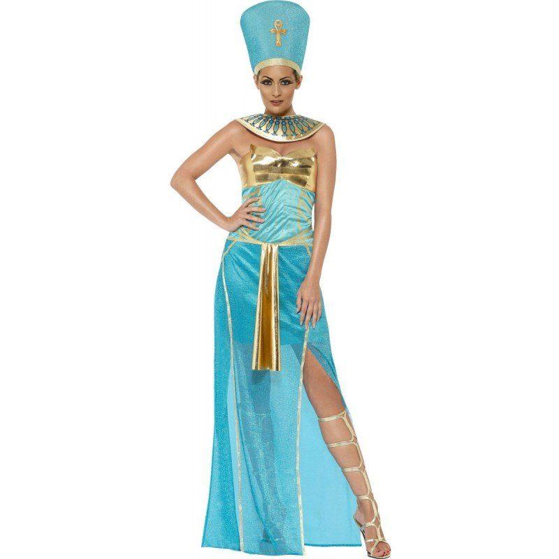 Nofretete Pharaonin Deluxe Kostüm