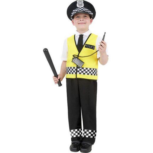 Straßenpolizist Kinder Kostüm