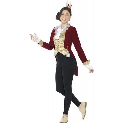 Ticktack Vintage-Häschen Teenagerkostüm