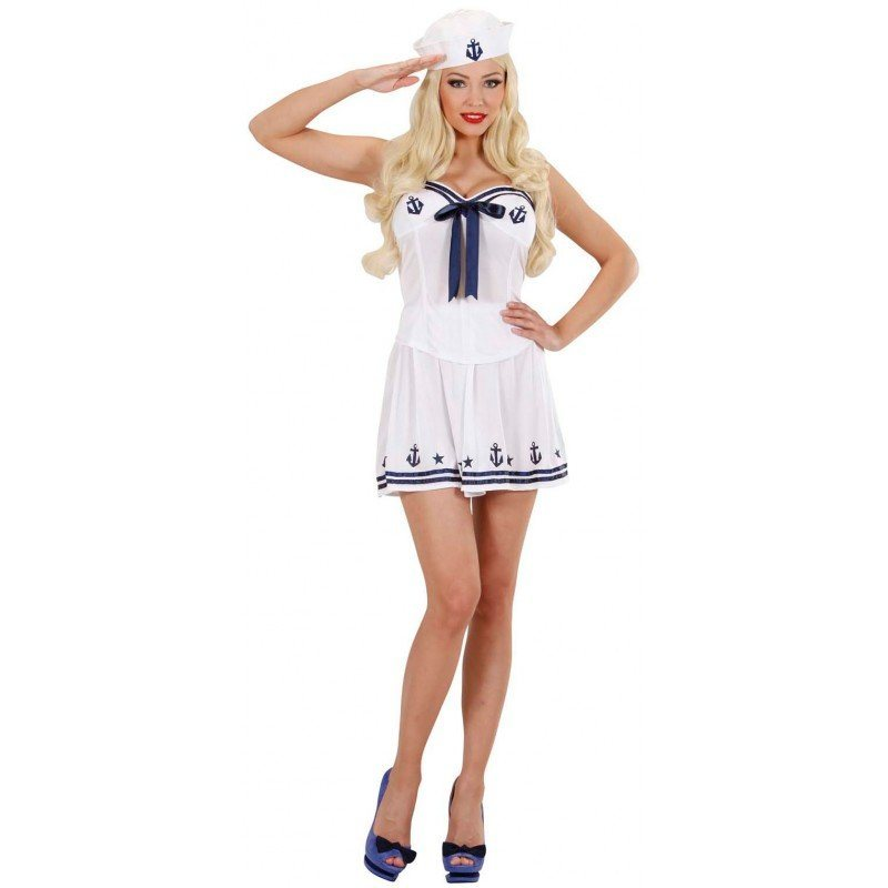 Sailor Dreamgirl Matrosin Kostüm