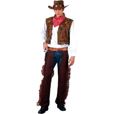 Chuck Wild West Cowboy Kostüm