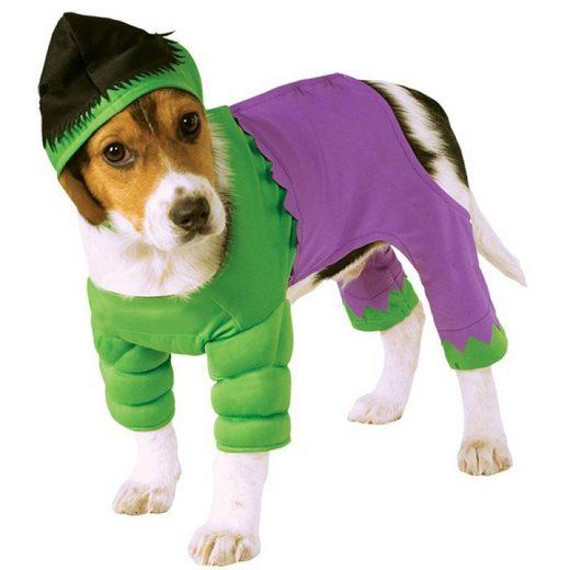 Hulk Hundekostüm