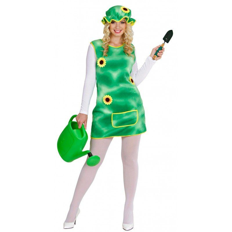 Gärtnerin Kostüm
