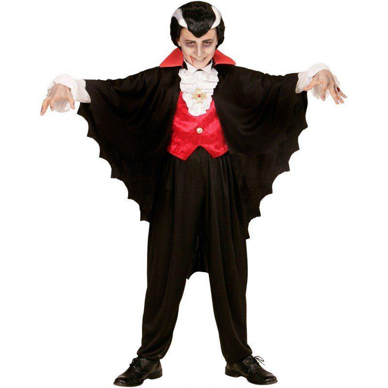 Wingsuit Vampir Kinderumhang - Einheitsgröße