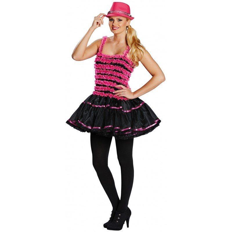 ballerina kost m pink schwarz schwungvoller rock online kaufen otto. Black Bedroom Furniture Sets. Home Design Ideas