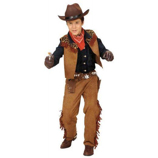 Cowboy Jamie Kostüm für Jungen