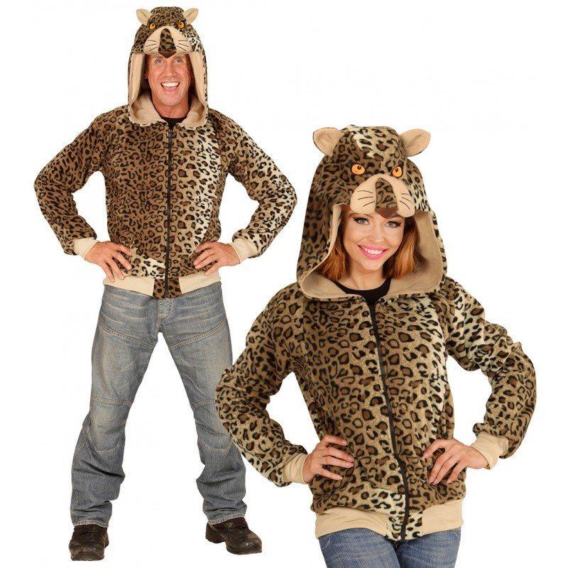 leoparden jacke pl schkost m online kaufen otto. Black Bedroom Furniture Sets. Home Design Ideas
