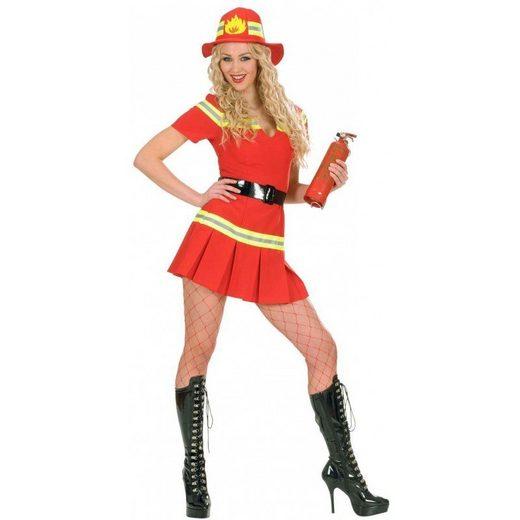 Sexy Hot Feuerwehrfrau Kostüm