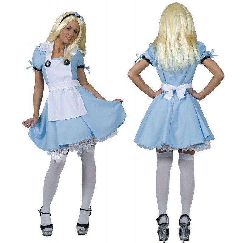 Klassisches Alice Kostum Fur Damen Online Kaufen Otto