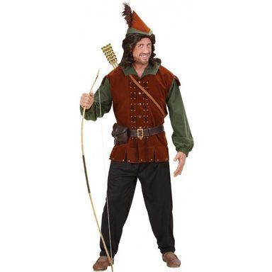 Robin of Sherwood Mittelalter Kostüm