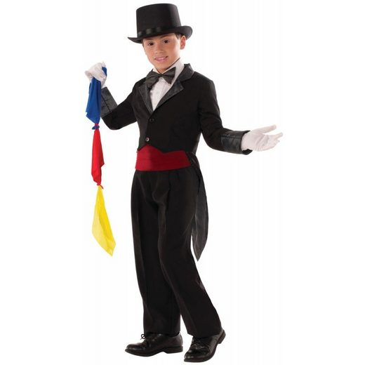 Magic Zauberer Frack für Kinder
