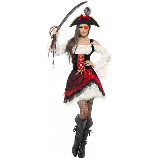 Sexy Mary Piraten Lady Kostüm