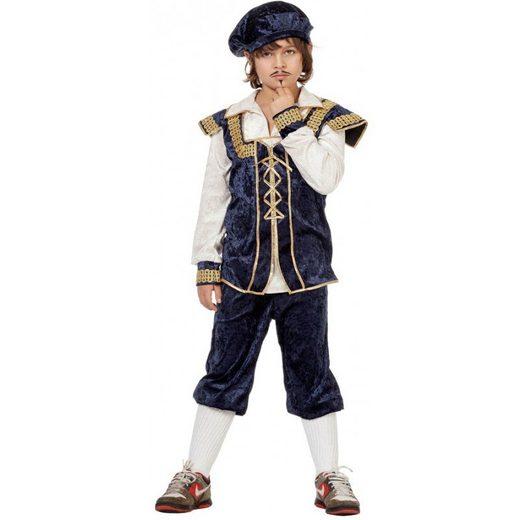 Kleiner Lord Burgherr Mittelalter Kinderkostüm